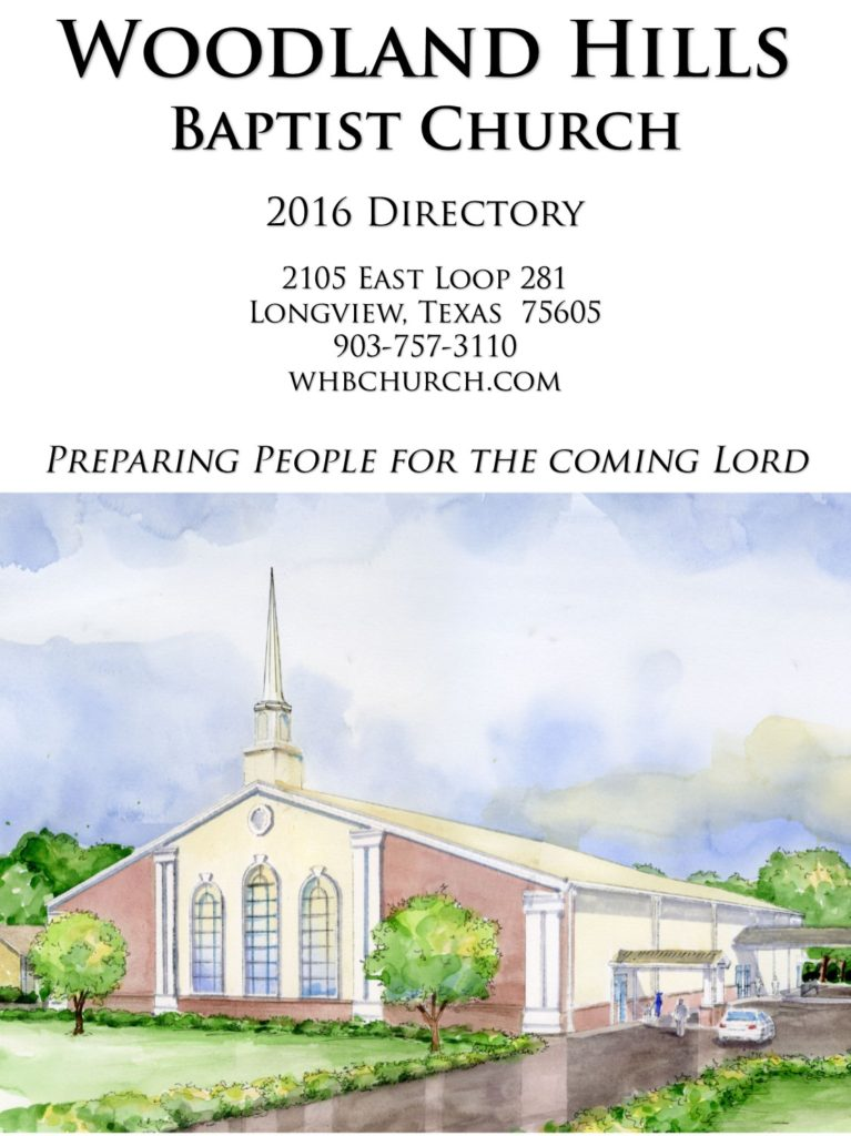 directory woodland hills baptist church