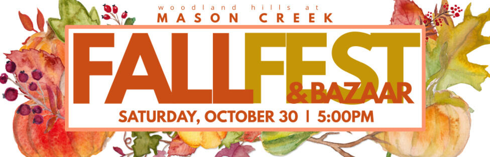 Fall Festival & Bazaar